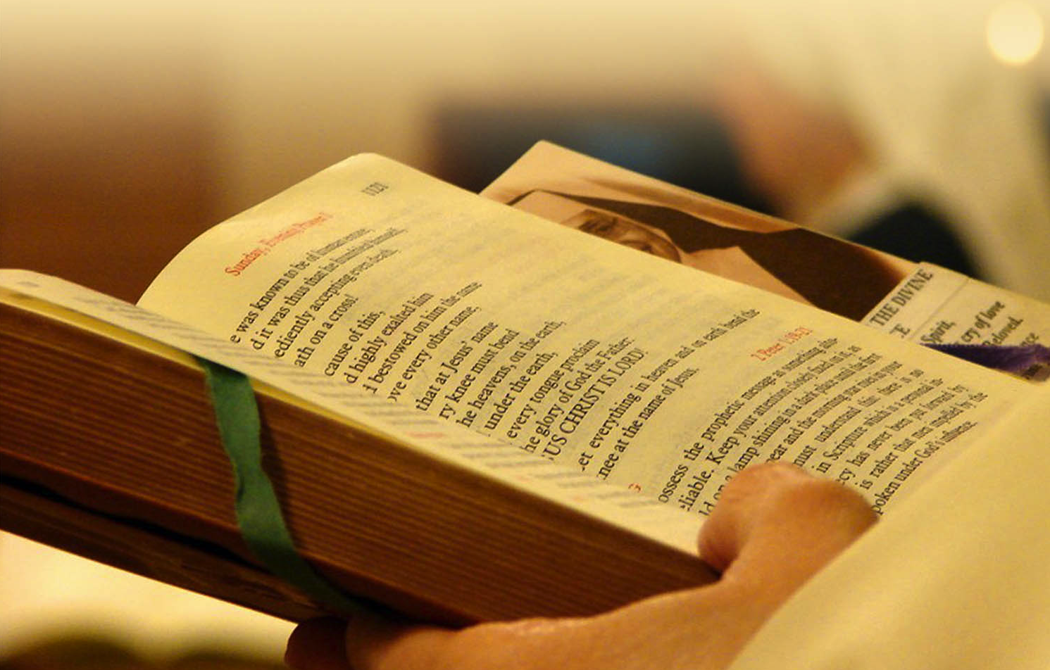 Please Join us for the Liturgy of the Hours