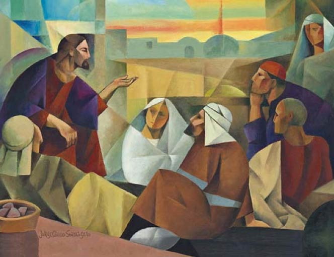 Come, follow me... and bring hope to our world <br><em>2021 Annual Catholic Appeal</em>